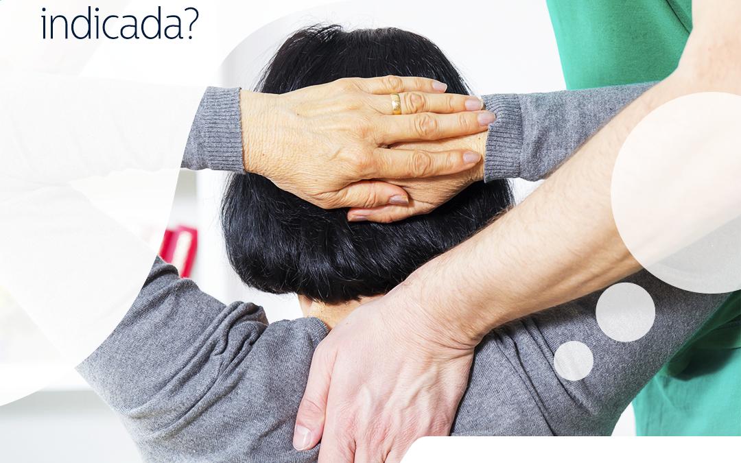 Para quais problemas a quiropraxia é indicada?